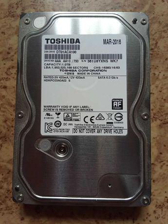 Жесткий диск HDD 1Tb SATA3 Toshiba