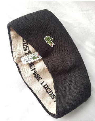 Headbands: Lacoste e Polar
