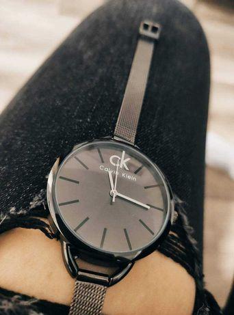 Nowy Zegarek Calvin Klein Czarny CK