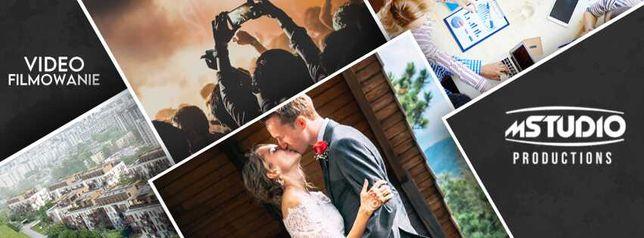 Wideofilmowanie | Ślub | Kamerzysta | 4K | Dron