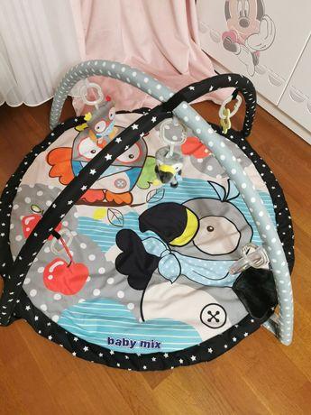Mata edukacyjna sensoryczna dla niemowlaka