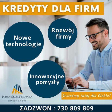Kredyt dla Firm, inwestycja-nowe technologie-innowacja