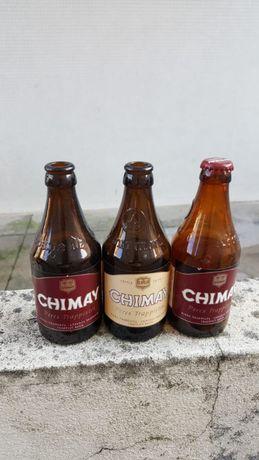 Lote garrafas cerveja nacional e internacional