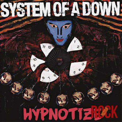 System Of A Down – Hypnotize (LP) = Пластинка, Винил, Платівка