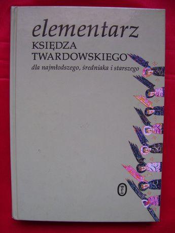 """""""Elementarz księdza Twardowskiego"""" - Książka"""