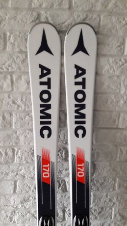 Nowe ATOMIC ETL 170cm + Lithium 10, Paragon/ Faktura VAT