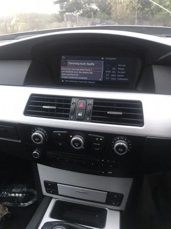 Nawigacja radio bmw e60 e61 CCC lift 100%sprawna