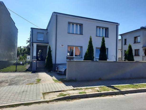 Dom piętrowy !!!230m!!! dwa osobne mieszkania patio lokal użytkowy