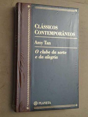 O Clube da Sorte e da Alegria de Amy Tan