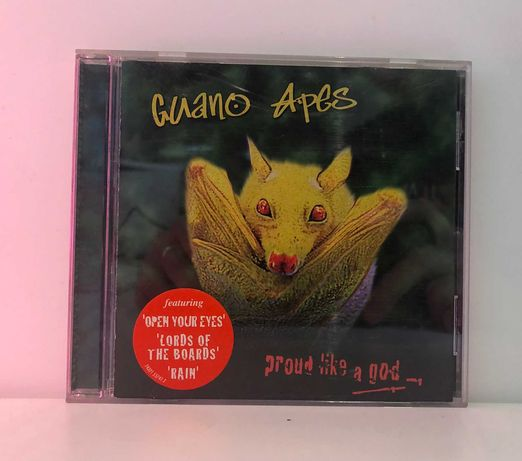 Guano Apes - Proud Like A God CD Rock klasyk