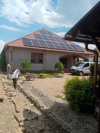 Сонячні електростанції. Зелений тариф. Сонячні панелі. Гарантія.