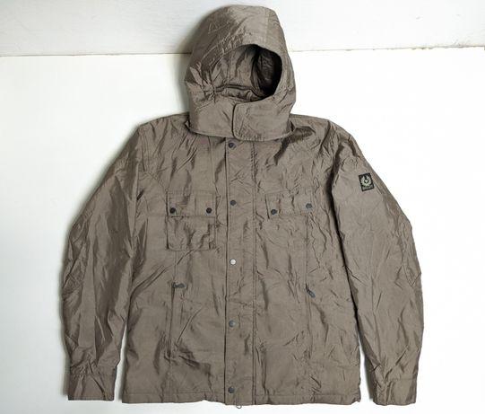 Belstaff Легкая Утепленная Мужская Куртка - Парка Размер L