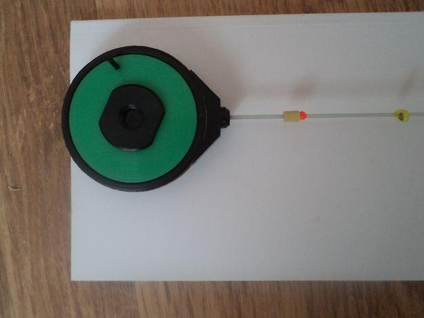 NOWOŚĆ bałałajka ręcznie toczona z systemem zwalniającym szpulę