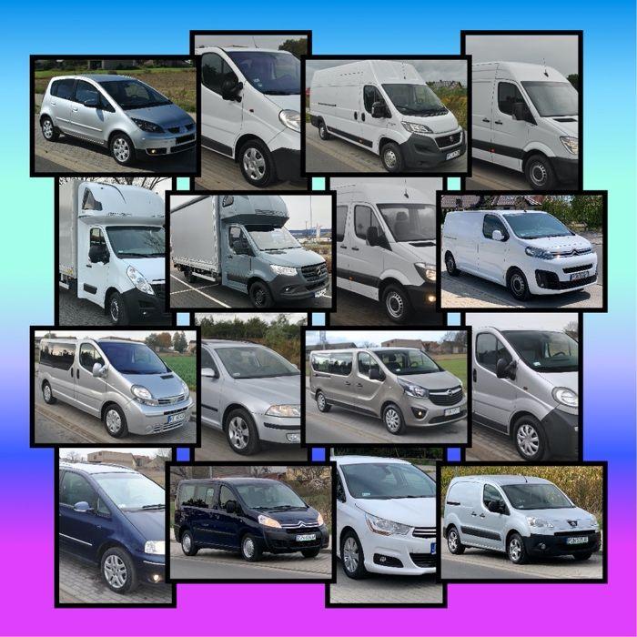 wynajem wypożyczenie samochodu wypożyczalnia samochodów busa auta aut Mogilno - image 1