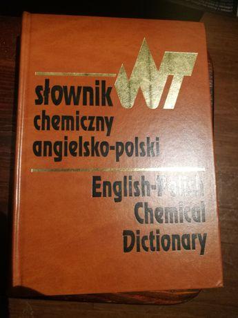 Słownik chemiczny angielsko-polski