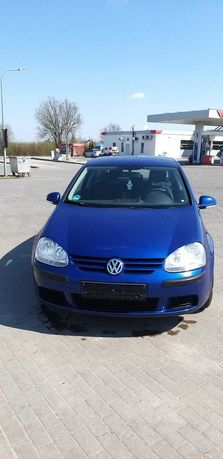 VW Golf 5 2004r. 1.4 FSI/90KM