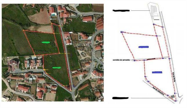 Terreno 12.092m2 para 16 Moradias – Joinal/ Barril (vista panorâmica)