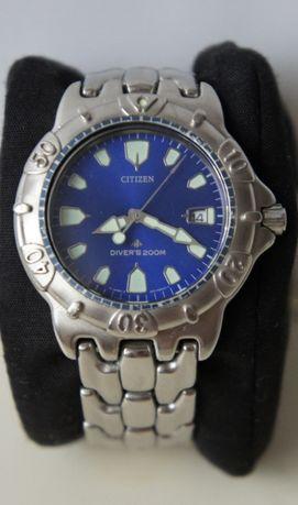 Zegarek CITIZEN PROMASTER 5512 - Diver nurek