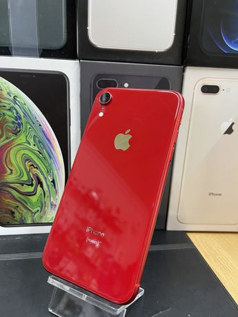 iPhone XR (product red) 64 gb