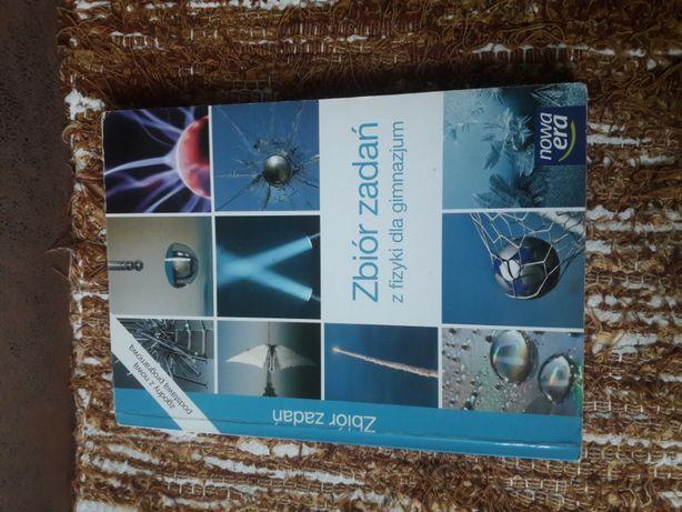 Podręcznik ze zbiorem ćwiczeń do fizyki