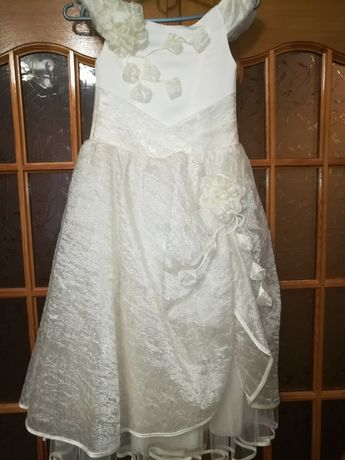 Бальне платтячко для дівчинки від 8—12 років