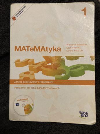 Matematyka 1 zakres rozszerzony podręcznik