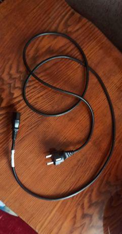 Сетевой шнур,кабель питания для ПК,монитора,блока питания 180 см