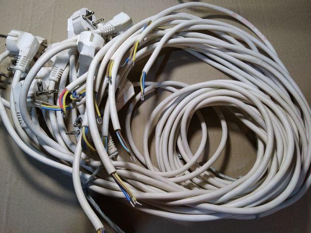 Провод электрический 3-х жильный мечение 1,5мм с евровилкой 1,55 м