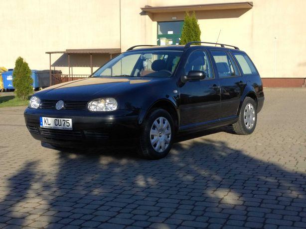 VW Golf IV 1,9TDI 90KM zwykła pompa sprowadzony zarejestrowany