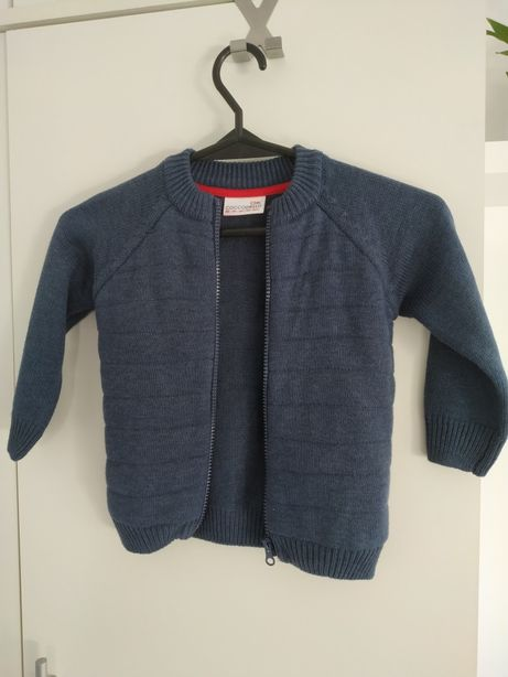 Sweterek Cocodrillo dla chłopca roz. 86