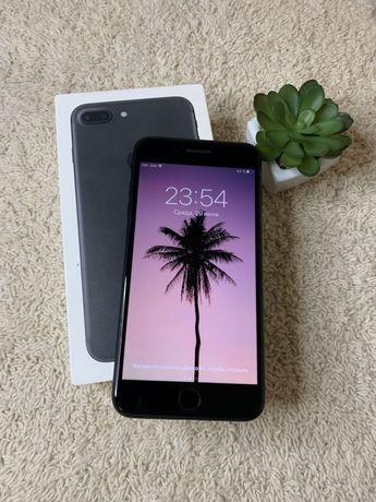 iPhone 7 Plus 32gb Neverlock Black Matte #s0028