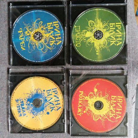 CD Ірина Білик