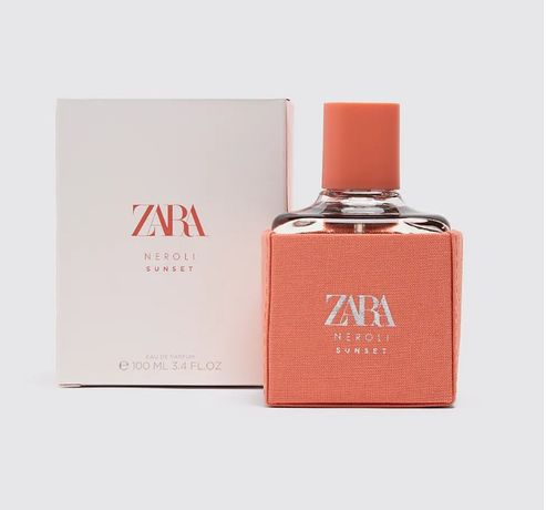 Zara Neroli Sunset зара парфум