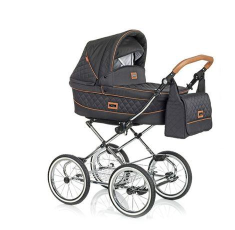 Wózek dziecięcy Roan Sofia Black Limited Edition
