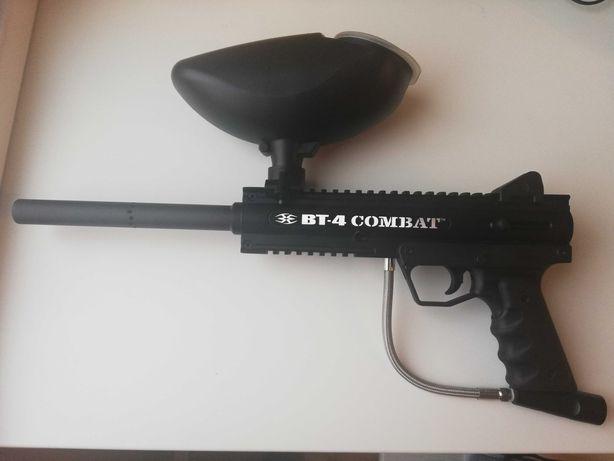 Пейнтбольный маркер BT-4 Combat