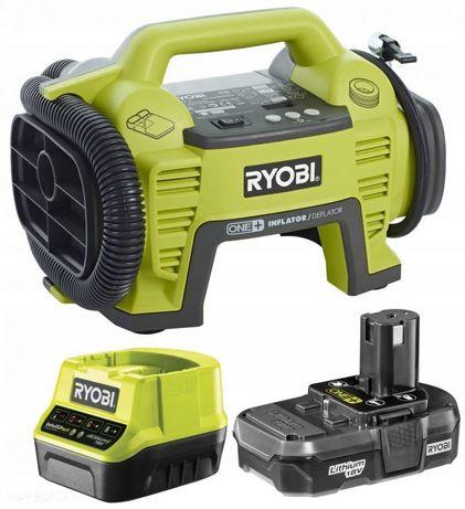Pompka kompresor do pompowania RYOBI R18I-0 +1,3Ah