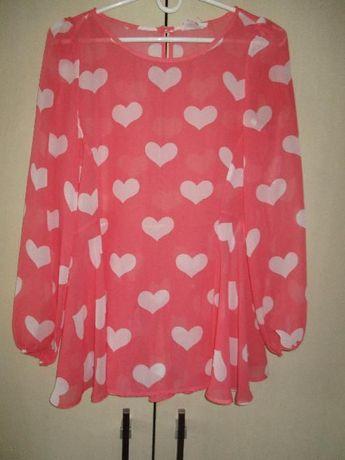 Bluzka Wear With Love S