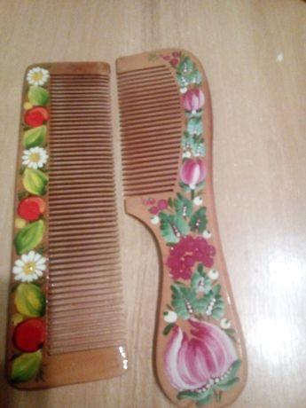 Расческа, подарок на 8 марта, деревянные расчески