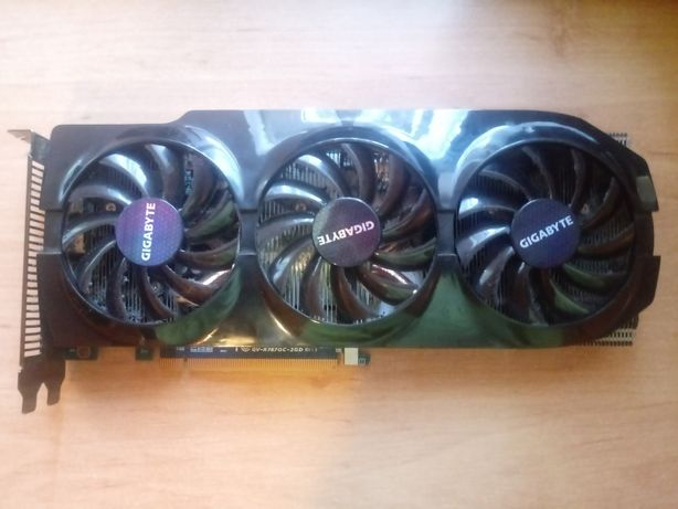 Karta graficzna Radeon HD 7870 Ghz edition