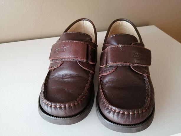 Sapatos em Pele REGUILA Tamanho 27