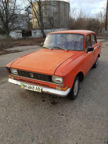 Продам москвич 2140 в хорошем состоянии