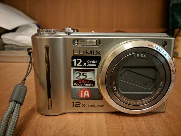 Aparat fotograficzny Panasonic dmc-tz6