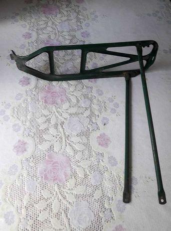 Багажник задний для велосипеда 1960-1970-х годов. СССР.