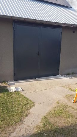 Drzwi do warsztatu, garażu, stodoły, każdy wymiar
