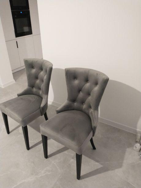 Krzesło tapicerowane nowe nowoczesne krzesła