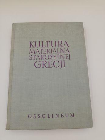 Kultura materialna starożytnej Grecjii