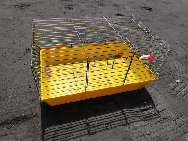 Klatka dla chomika świnki morskiej gryzonia myszki terrarium