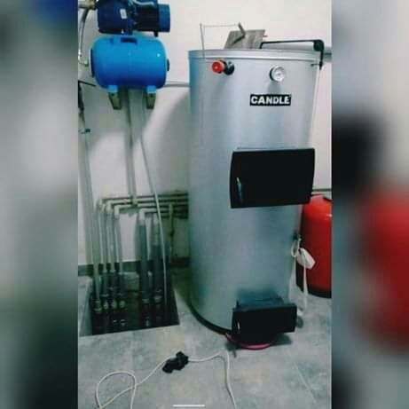 Опалення вода каналізація