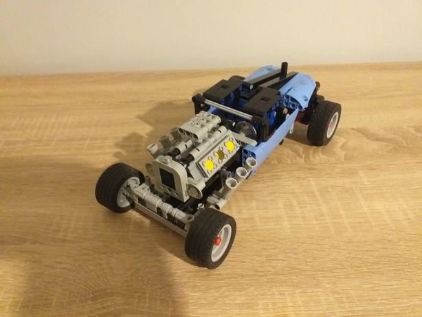Lego technik hot rod