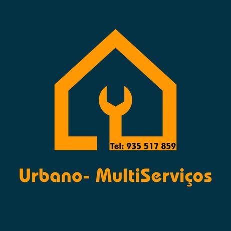 Serviços de reparações e manutenção na sua casa ou empresa.